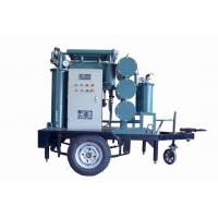 Quality Vacuum Transformer  Oil Recycling Machine for sale