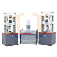 Quality Metal Compressive Yield Hydraulic Tensile Testing Machine Full Color Active Matrix for sale