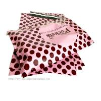 Quality Plastic Material Poly Mailing Bags Gravure Printing Lightweight For Postage Savings for sale