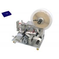 Quality HIGEE HBP50 Mini labeling machine for plat boxes with coding machine for sale