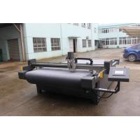 Quality Glass Fiber Carbon Fiber Cutting Machine With Linear Guide Driving System for sale