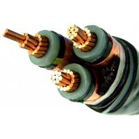 Best 6/10KV Low Smoke Halogen Free Cable , Low Smoke And Fume Cable Steel Tape wholesale