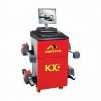 Best Wheel Alignment with 8-inch Sensor CCD and Bluetooth Technology wholesale