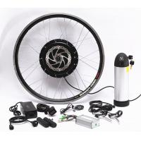 China Lightweight Electric Assist Bicycle Conversion Kit Physical Strength Saving on sale