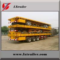 Best Good Condition 40 Feet Container Trailer Price transport container trailer wholesale