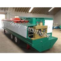 Longspan Arch Roof Panel Roll Fomring Machine For 0.6 - 1.0mmThickness, 15kw