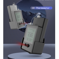 Quality Thermal Wall Mounted Infrared Thermometer for sale