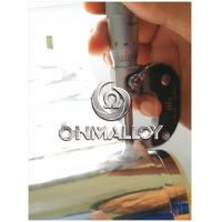 Best Ohmalloy4J29 Kovar strip 0.2mm thickness for product Metal-glass case wholesale