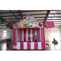 Quality Inflatable advertising market stand promotional booth for sale