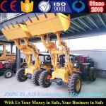 CE ISO certificates underground mining equipment tunnel wheel loader