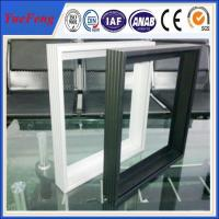 Wow!! Solar panel aluminium profile anodized frosted silver