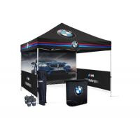 Quality Pop Up Gazebo Tent / Folding Canopy Tent Portable 10ft X 10ft For Promotion for sale