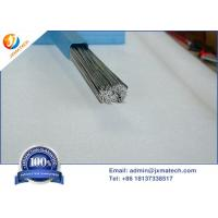 Quality AWS A5.24 ERZR2 Welding 0.8mm 6.51g/Cm3 Zirconium Wire for sale