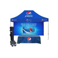 Quality Lightweight Portable Gazebo Canopy Tent , Pop Up Sports Tent Custom Branded for sale
