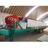 Buy Longspan Arch Roof Panel Roll Fomring Machine For 0.6 - 1.0mmThickness, 15kw at wholesale prices