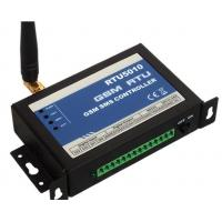 Buy cheap GSM RTU Remote Control And Alarm 4Digi In 4Relay Output from wholesalers