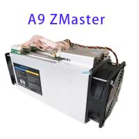 Quality A9 Zmaster Innosilicon Miner Asic Bitcoin Miner Zec Mining Equihash Miner A9 Zmaster 50ksol/S for sale