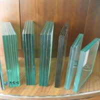 Quality deep processed glass factory supply high quality 10+10mm laminated glass for sale