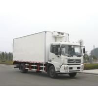 Quality 10-15 tons refrigerated refrigerator freezer cargo van truck for sale for sale