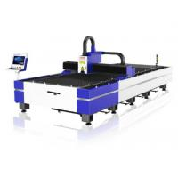 Quality Auto Steel Pipe Laser Cutting Machine Working Table 3000mm×1500mm 800Kg Load for sale