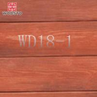 Buy cheap outdoor wood flooring of wooden cement board 18-1 from wholesalers