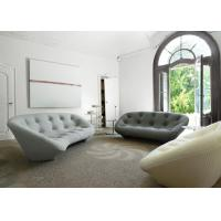 "Quality Covered Base Modern Upholstered Sofa Ploum Sofa H 26"" X W 67"" X D 37"" X Sh 15"" for sale"