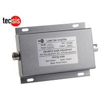 Quality Small Transducer Load Cell Amplifier Digital Input / Load Cell Transmitter for sale