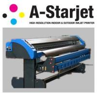 Quality Epson DX5 Eco Solvent Printer A-Starjet 5.0 and 1.8M for sale