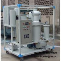 Buy ZJD Vacuum Hydraulic Oil Purifier,Lube Oil Recycling,Gear Oil Filtration at wholesale prices