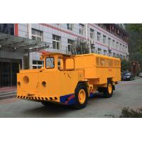 Quality Underground Mining Utility Vehicles Loader / lhd mining equipment for sale