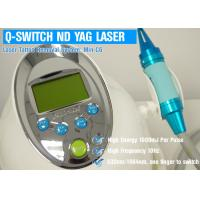Quality 1064nm ND YAG Laser Machine Q Switched , Tattoo Laser Removal Equipment for sale