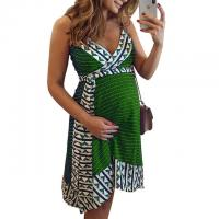 Quality national style wrap dress wholesale high quality cheap sexy african print maternity dresses for sale