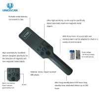 Quality Waterproof IP31 50mA 9V Battery Portable Metal Detector for sale