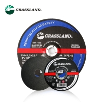 Quality 4.5 In 115Mm Aluminum Oxide Abrasive Cut Off Wheel Grit 60 for sale