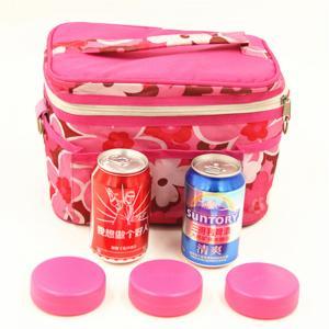 Non Toxic Plastic Food Grade Beer Holder Cooler SAP / CMC Inner Material