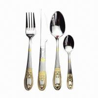 Best High Quality 18-10 Stainless Steel 72pcs/84pcs Cutlery Set wholesale