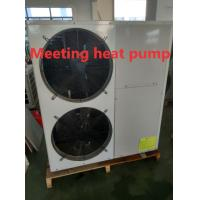 Quality High Cop Air Source EVI Commercial Heat Pump , Keep Working At -25C CE Approved for sale