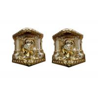 Buy cheap Customized Parts Of A Coffin Standard Size , Casket Corner Casket Accessories from wholesalers