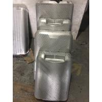 Quality Manufacturer different types of Luggage Aluminum Mould for forming machine production for sale