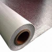 Quality Foil EPE Woven Fabric, Used for Wall, Roof and Attic, Fire-resistant Building Material for sale