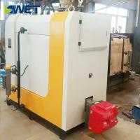 Quality Energy Saving Industrial 400kg/h Natural Gas Steam Boiler For Factory , 93% Thermal Efficiency for sale