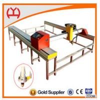 China Economic Design Gantry CNC Cutting Machine Double Layer Beam Structure on sale