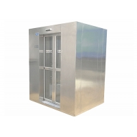 Quality Hepa Filter Stainless Steel Air Shower For Clean Room Entrance for sale