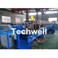 Quality 16 Forming Stations Steel Shelf Rack Roll Forming Machine With Galvanized Coil Or Carbon Steel for sale