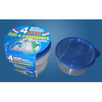 Buy cheap Plastic Disposal Food Container (R-3126) from wholesalers