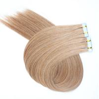 China Virgin Tape In Human Hair Extensions 10A Soft Feeling Comfortable To Wear on sale