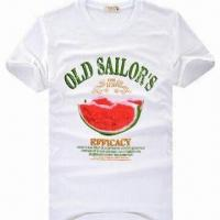 Quality T-shirt, Available in Various Colors, Sizes and Designs for sale