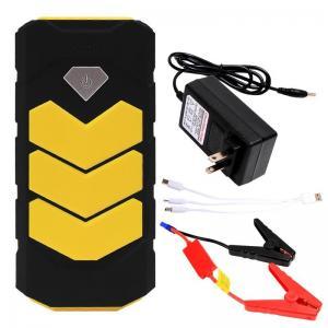 Quality Multi Function 12V 13600mAh Car Battery Jump Starter For Diesel Gasoline Cars for sale