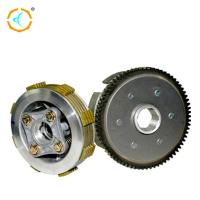 OEM Shiny CG125 ADC12 Motorcycle Clutch Assembly For Motorbike Parts