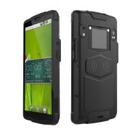 Buy cheap GPS Qr code black Android 8.1 Barcode Scanners with 4500mAh battery from wholesalers